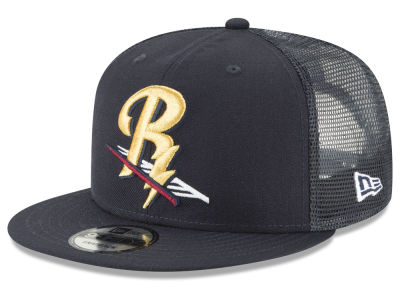 Scranton Wilkes-Barre RailRiders New Era MiLB Trucker 9FIFTY Snapback Cap