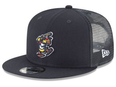 Toledo Mud Hens New Era MiLB Trucker 9FIFTY Snapback Cap