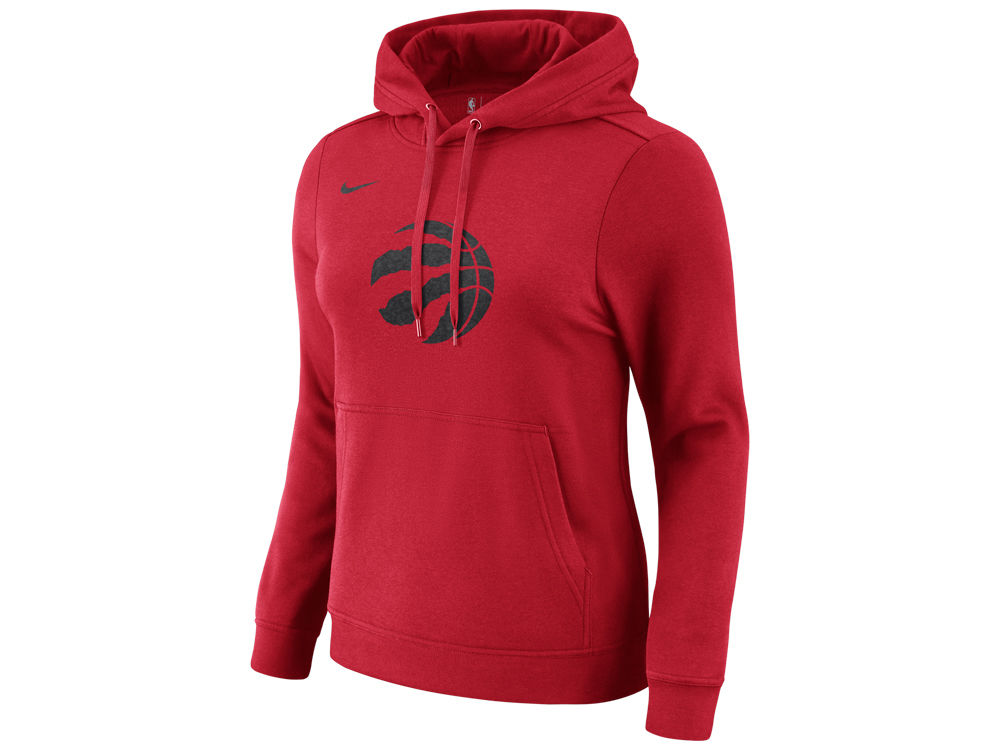 Toronto Raptors Nike NBA Women s Logo Hooded Sweatshirt  9249654da4