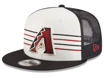 Arizona Diamondbacks New Era MLB Vintage Stripe 9FIFTY Snapback Cap