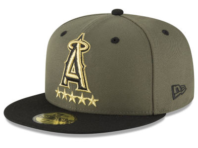 Los Angeles Angels New Era MLB 5-Star 59FIFTY Cap