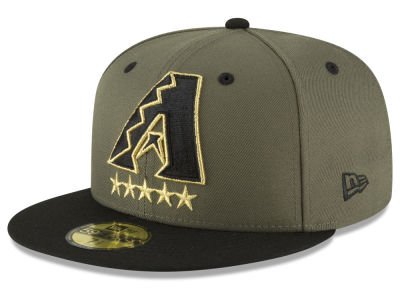 Arizona Diamondbacks New Era MLB 5-Star 59FIFTY Cap