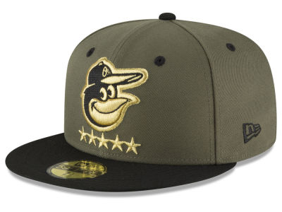 Baltimore Orioles New Era MLB 5-Star 59FIFTY Cap