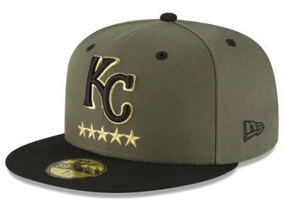 Kansas City Royals New Era MLB 5-Star 59FIFTY Cap