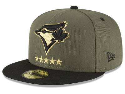 Toronto Blue Jays New Era MLB 5-Star 59FIFTY Cap