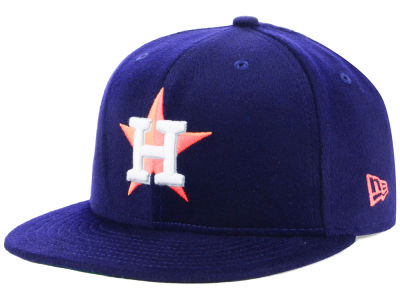 Houston Astros New Era MLB 5950 Day 59FIFTY Cap