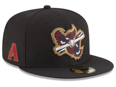 Arizona Diamondbacks New Era MLB Inter Americana 59FIFTY Cap