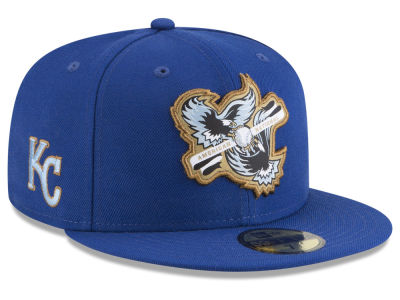 Kansas City Royals New Era MLB Inter Americana 59FIFTY Cap