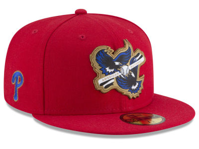Philadelphia Phillies New Era MLB Inter Americana 59FIFTY Cap