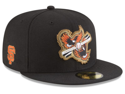 San Francisco Giants New Era MLB Inter Americana 59FIFTY Cap