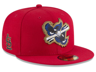 St. Louis Cardinals New Era MLB Inter Americana 59FIFTY Cap