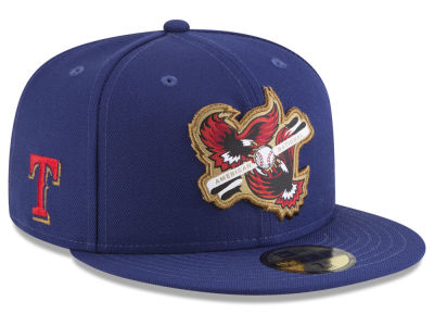 Texas Rangers New Era MLB Inter Americana 59FIFTY Cap