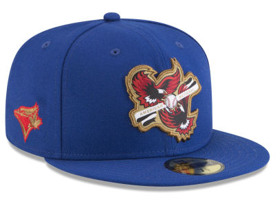 Toronto Blue Jays New Era MLB Inter Americana 59FIFTY Cap