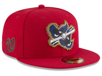 Washington Nationals New Era MLB Inter Americana 59FIFTY Cap