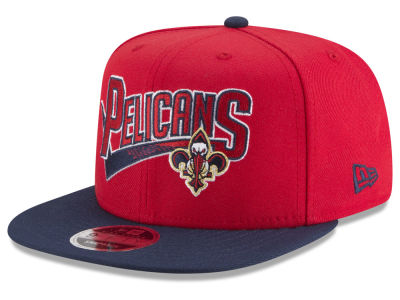 New Orleans Pelicans New Era NBA Retro Tail 9FIFTY Snapback Cap