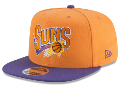 5e1a98b099a Phoenix Suns New Era NBA Retro Tail 9FIFTY Snapback Cap
