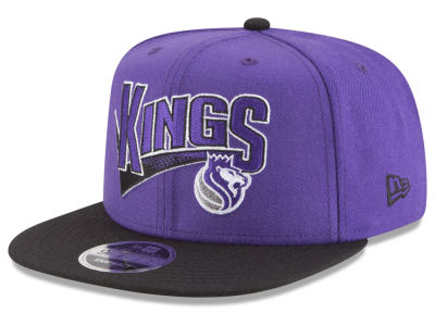 Sacramento Kings New Era NBA Retro Tail 9FIFTY Snapback Cap