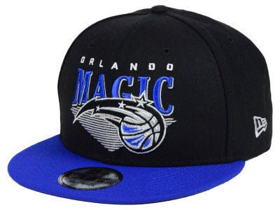 Orlando Magic New Era NBA Retro Triangle 9FIFTY Snapback Cap