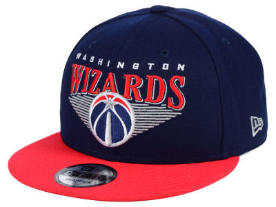 Washington Wizards New Era NBA Retro Triangle 9FIFTY Snapback Cap