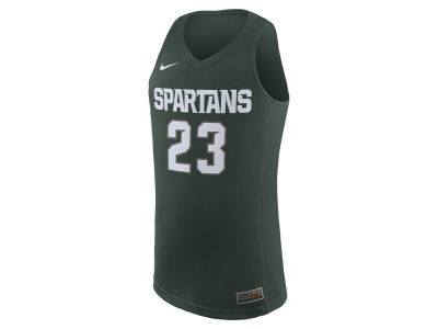 Michigan State Spartans Nike NCAA Men's 2016 Replica Basketball Jersey