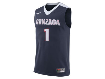 Gonzaga Bulldogs Nike NCAA Men's Replica Basketball Jersey
