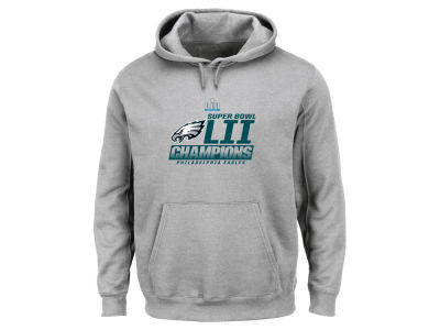 Philadelphia Eagles NFL Youth Super Bowl LII Champ Fanfare Hoodie