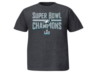 Philadelphia Eagles NFL Youth Super Bowl LII Champ Impact T-Shirt