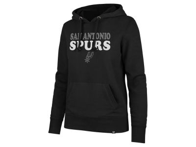 San Antonio Spurs '47 NBA Women's Wordmark Headline Hoodie