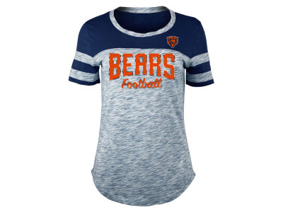 Chicago Bears 5th & Ocean NFL Women's Space Dye T-Shirt