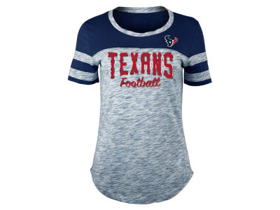 Houston Texans 5th & Ocean NFL Women's Space Dye T-Shirt