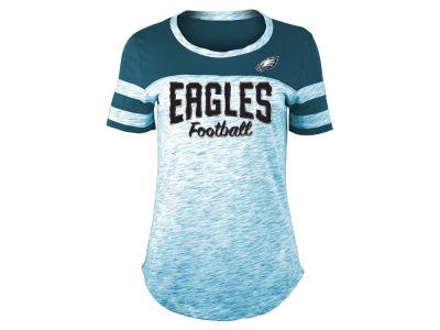 Philadelphia Eagles 5th   Ocean NFL Women s Space Dye T-Shirt 90e3e7f63