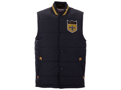 NFL Men's Amazing Catch Varsity Vest w/Gold Pin