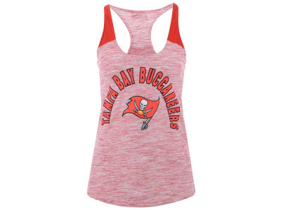 Tampa Bay Buccaneers 5th & Ocean NFL Women's Space Dye Tank