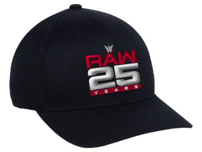 RAW WWE Home Run Cap
