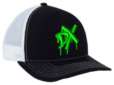 D-Generation X WWE Custom Trucker Cap