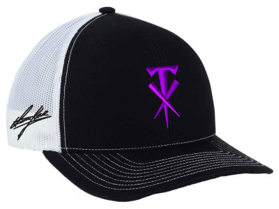 Undertaker WWE Custom Trucker Cap