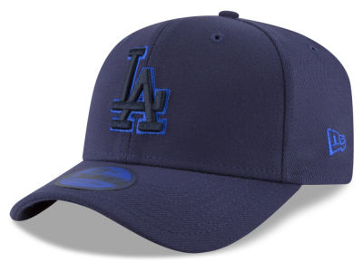 5598bcd3792 Los Angeles Dodgers New Era MLB Color Prism Pack Stretch 9FIFTY Snapback Cap