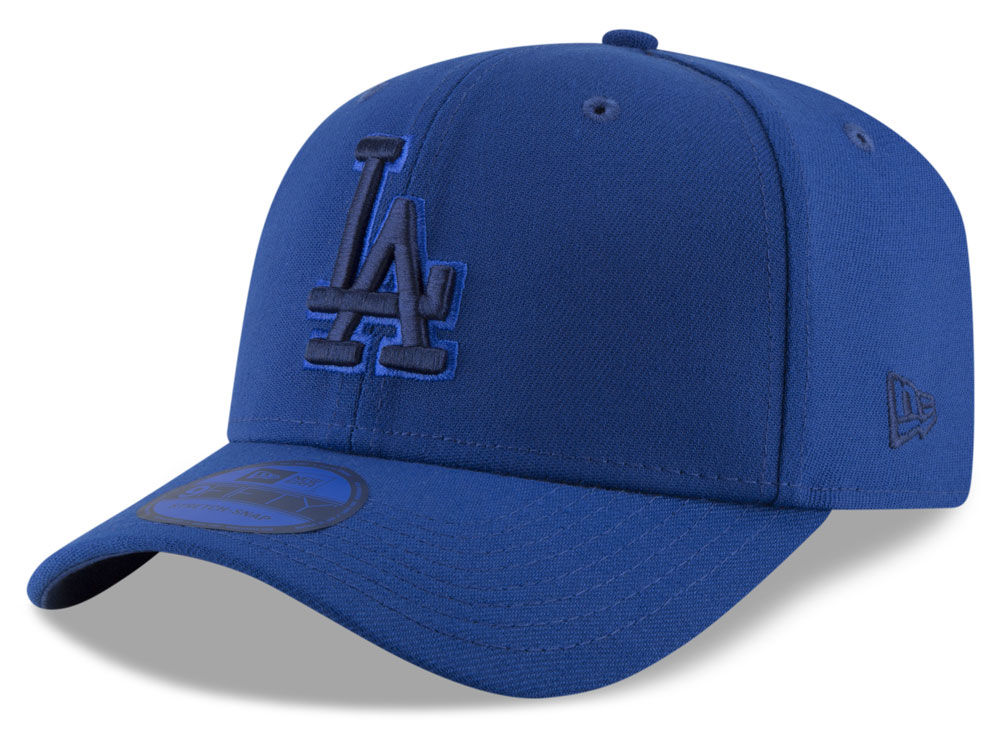Los Angeles Dodgers New Era MLB Color Prism Pack Stretch 9FIFTY Snapback Cap a7aae095ee