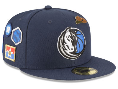 Chapeau NBA 2018 de la collection 59FIFTY de Sur-Cour