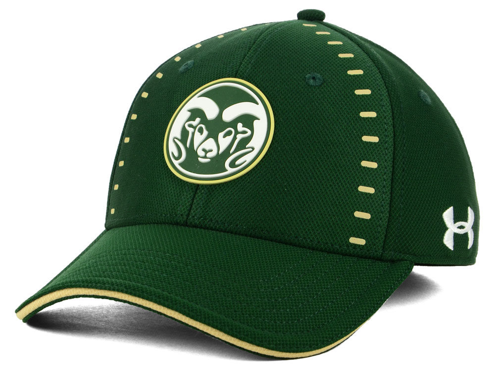 Colorado State Rams Under Armour NCAA Blitzing Flex Cap  78805e41445