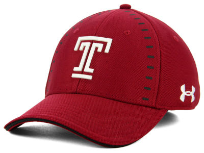 Temple Owls Under Armour NCAA Blitzing Flex Cap