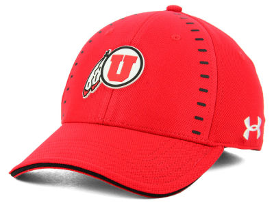 Utah Utes Under Armour NCAA Blitzing Flex Cap