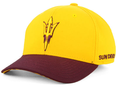 Arizona State Sun Devils adidas 2018 NCAA Coaches Flex Cap
