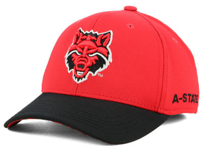 Arkansas State Red Wolves adidas 2018 NCAA Coaches Flex Cap