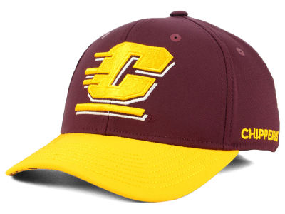 Central Michigan Chippewas adidas 2018 NCAA Coaches Flex Cap