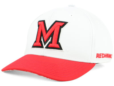 Miami (Ohio) Redhawks adidas 2018 NCAA Coaches Flex Cap