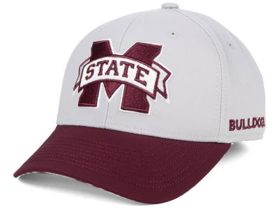 Mississippi State Bulldogs adidas 2018 NCAA Coaches Flex Cap