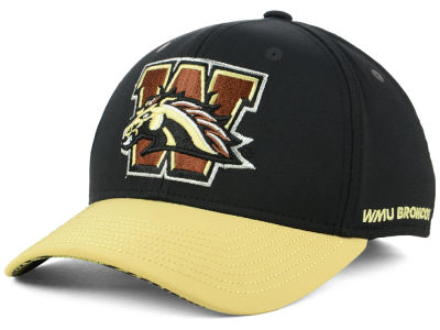Western Michigan Broncos adidas 2018 NCAA Coaches Flex Cap