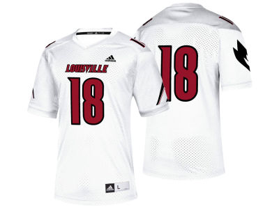 Louisville Cardinals adidas NCAA Replica Football Jersey