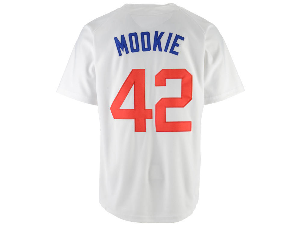mookie Do The Right Thing Movie Jersey  23e299a724f